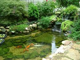 garden ponds. Koi Ponds Don\u0027t Need To Look Like Black Liner Pools Garden