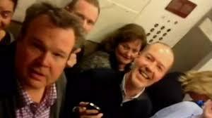 people stuck in elevator. buffering people stuck in elevator