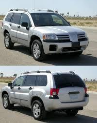 Gas Mileage for the 2004 Mitsubishi Endeavor