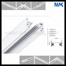 track rail lighting. 1M 110V/240V Two Wires Lighting Track Rail,track Rail
