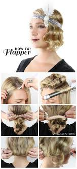 20s Hair Style best 20 1920s hair ideas 20s hair gatsby hair and 6964 by wearticles.com