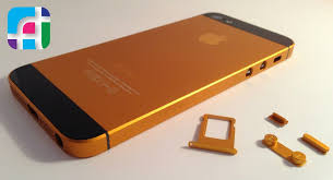 iphone 5s gold and black. iphone 5 repair and modification - fix my touch gold black casing iphone 5s