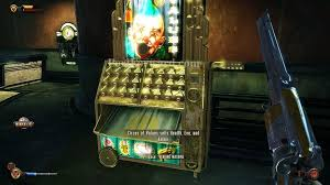 Bioshock Vending Machines Enchanting Bioshock Infinite Burial At Sea Episode One I Use The Vending