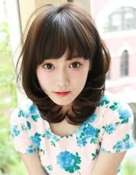 ひし形黒髪暗髪サマーミディhi 189 ヘアカタログ髪型ヘア