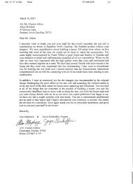 letter of recommendation for a job recommendation letter  letter