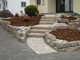 Ein vorteil, denn der kunde kann das material für seine treppe vor anfertigung bei uns aussuchen. Galabau Fick Galerie Treppen