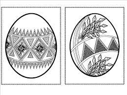 271 Disegni Da Colorare Gratuiti Per Le Uova Di Pasqua Idee Per Un