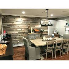 barnwood accent wall reclaimed barn wood images of walls home depot