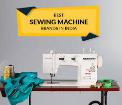Sewing Machine Brands India