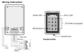 hid card reader wiring diagram wiring diagram and hernes mcas wiring details