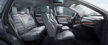 2018 honda crv interior. Unique Crv 2017 Honda CRV Interior Space With 2018 Honda Crv Interior