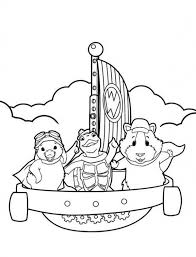 Small Picture Wonder Pets Coloring Pages itgodme