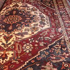 hand made oriental rug