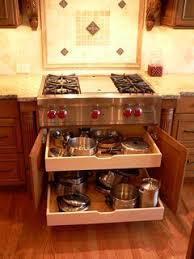 gas stove top cabinet. Storage Under Stove Top! Gas Top Cabinet W