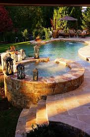 Beautiful Backyard Pools Model