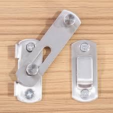 Hasp Latch Stainless Steel Hasp Latch Lock Sliding Door Lock for ...