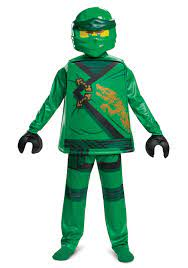 Child's Lego Ninjago Lloyd Legacy Deluxe Costume - Walmart.com - Walmart.com