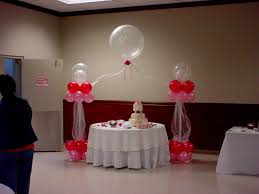 simple balloon decoration ideas decorating of party