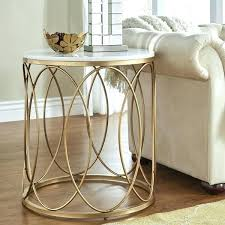 amazing home wonderful marble end tables at com side table faux top black threshold patio marble end table