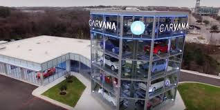 Carvana Vending Machine Locations Beauteous Car Vending Machines Prove Austin Really Is Weird