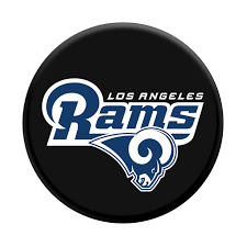 NFL - Los Angeles Rams Logo PopSockets Grip