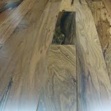 brazilian hickory clear mixed prefinished flooring
