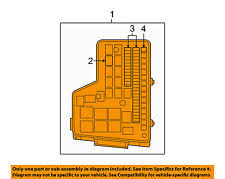 mopar dodge ram fuse box in automotive dodge chrysler oem 2006 ram 1500 fuse box fuse relay box rl049888ar