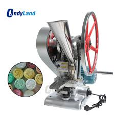 Candyland Tdp1 5 Single Tablet Press Machine For Pill Press