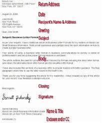 Mla Business Letter Format Template Best Search How To Write A Formal Letter Mla Business Letter Format