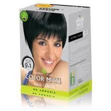 Color Mate Hair Color 9 1