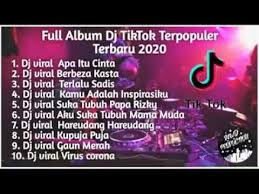 Stream tracks and playlists from dengerin musik on your desktop or mobile device. Dj Tiktok Terpopuler 2020 Youtube Lagu Dj Lirik Lagu