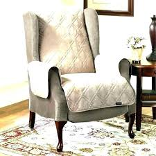 armchair arm covers. Recliner Arm Covers With Pockets Chair Armchair Slip S Target Leather .