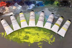 Gamblin Oil Colours And Painting Mediums Jacksons Art Blog