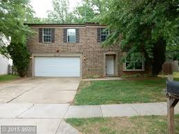 foreclosure home for 6610 louise st lanham maryland 20706