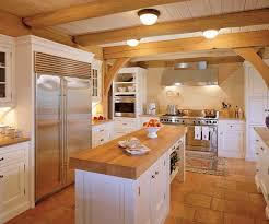 White wood kitchen Scandinavian Rustic Comfy Stock Cabinet Express Ways To Create Cozy White Wood Kitchen