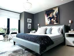 master bedroom decorating ideas gray. Dark Gray Accent Wall Bedroom Painting A Grey Master Decorating Ideas