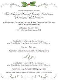 Party Agenda Templates Christmas Party Program Template Chanceinc Co
