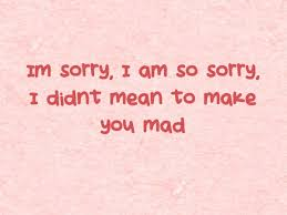 I Am Sorry Quotes Apology Quotes Freshmorningquotes Mesmerizing Im Sorry Love Quotes