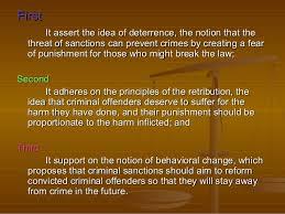 criminal justice system 4 the criminal justice system
