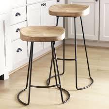 wood metal bar stools. Natural Smart And Sleek Stool. Modern Bar StoolsMetal Wood Metal Stools O
