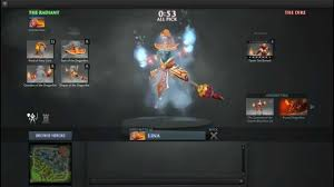 lina fire ice official review mod dota 2 youtube