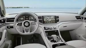 2018 volkswagen atlas. wonderful atlas new 2018 volkswagen atlas interior   youtube intended volkswagen atlas