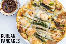 Korean Pancake • Just e Cookbook