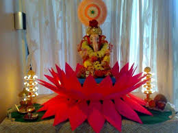 127 best ganapati decoration images