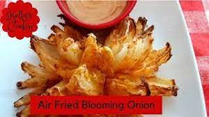 air fried blooming onion it can be