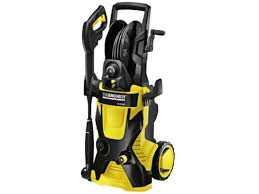 karcher k5 540 electric power pressure washer with hose reel detergent tank 2000