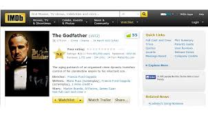 the godfather  imdb