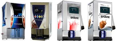 Protein Vending Machine Fascinating ProShake The Technology