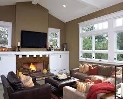 Tan Living Room Cool Design