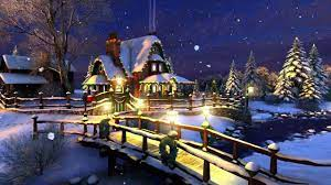 3D Christmas Wallpapers - Top Free 3D ...
